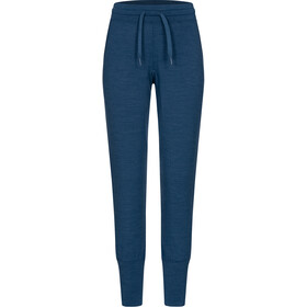 super.natural Essential Pantalones Mujer, dark denim melange